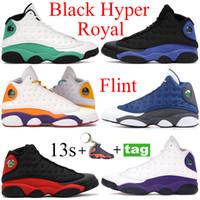 2019 Nouvelle arrivée Jumpman 13 13s chaussures de basket-ball He Got Game nichées à Chicago Atmosphere Grey designer de sport baskets US 7-13