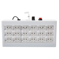Allight 35W Auto / Sound Control 18-RGB LED Bar Stage KTV Disco Pub Party Strobe Light (AC 110-240V)