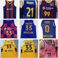 Basketbol 99 Nick Catathes Jersey Lassa Baloncesto 9 Ricky Rubio 11 Juan Carlos Navarro Pau Gasol Marc Gasol Leandro Barbosa Kit gömlek