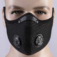 Filtro do ciclismo do luxo do esporte do filtro com o designer PM2. Máscara dos EUA máscara anti-poluição em execução máscara ativada proteção de treinamento dunw carbono prii