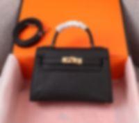 Классический дизайнерские женские сумки сумки стиль стиль мини-ремешок Crossbody кошелек высокое качество натуральная кожаная сумка Palm Print