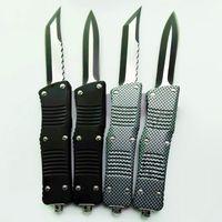 احترام الذات A.G. RUSELL RU-C9134BK ناحية طعنة شنقا دفع سكين 440 بليد مقبض التخييم سكين التكتيكي edc السكاكين هدية عيد للرجل