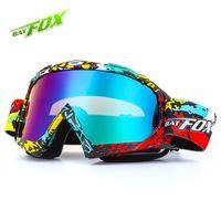 باتفوكس تزلج نظارات الرجال النساء الجليد نظارات نظارات التزلج UV400 حماية مكافحة الضباب نظارات التزلج الثلوج 201022