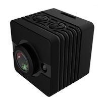 Mini cámara impermeable SQ12 HD Sport ActionCamera Night Vision Videocorder 1080p DV grabador de video cámara infrarroja Moti1