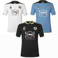 2020 2021 SPEZIA Calcio Soccer Trackss Agoume Galabinov Ricci Farias Mattiello Home Отель 20 21 футбольная рубашка S-4XL