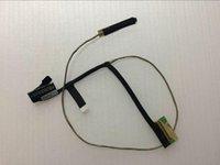 ЖК-экран кабель для HP Envy 6 Зависть 6-1000 серия VBU50 Lcd кабель DC02C004C00 HD