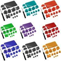 Botão de cor do botão de galvano de alça do ps4slim Botão de cor PS4 pro lidar com o botão de modificação com chave de fenda