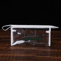 OEM 사용자 정의 투명 PVC 화장품 가방 케이스 / 샘플 / 소매