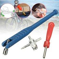 타이어 밸브 스템 풀러 튜브 금속 타이어 수리 도구 밸브 스템 코어 자동차 오토바이 리무버 1