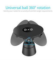 Qi Wireless Car Charger for iPhone12 11 X XR XS Max 8 Plus Samsung S9 S8 Note huawei LG lenovo Nokia Google MI Magnetic Phone Holder