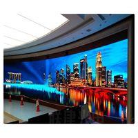 Mostrar Alibaba Express P3.91 1R1G1B Panel LED 50x100cm Muestra de gabinete Muestra a todo color Pantalla de alquiler