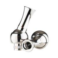 Drehrable Edelstahl Tropfspitze Metall 360 Grad rotierendes einstellbares Mundstück für Ego 510 DCT VIVI NOVA ZEROMIZER CARRIMIZIER