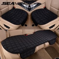 Universal Car Seat Covers Winter Plush Auto Chairs Cover Warm Automobiles Seat Covers Protector Cushion Car Interior Accessories1