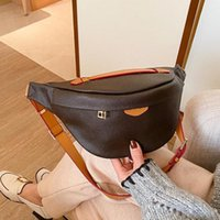 HH 2021 Neue hochwertige Luxurys Frauen Designer Taille Tasche Gürteltasche Männer Fanny Pack Männer Taille Packtasche Kleine Brief Taschen Neue Stil # 8518