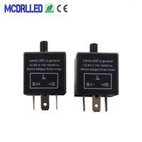 Other Lighting System Cf13 Cf14 12v 3-pins Adjustable Frequency Led Flasher Relay Motorcycle Turn Signal Indicator Motorbike Fix Blinker P31
