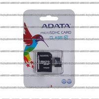 DHL Shipping 32GB / 64GB / 128GB / 256 GB de alta calidad Adata Micro SD Class10 / Tablet PC Tarjeta TF C10 / Tarjeta de memoria de la cámara / tarjeta SDXC 90 MB / s