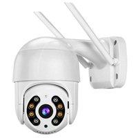 Камера Открытый Wifi безопасности Крытый Двухсторонняя Аудио ИК Полноцветный 1,5-дюймовый 2.0MP Android 4 Фото Купола IP-камера