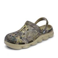 2020 Männer Sandalen Crok Adulto Clogs Crocse Crocks Schuhe Eva Sandalias Sommer Strand Schuhe Hausschuhe Cholas Hombre Bayaband Croc 45 Y200702