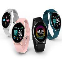 Sport Smart Watch iOS Android Wear Wear für Frauen Blutdruckmonitor Wettervorhersage Smartwatch für Xiaomi Samsung Phone PK U8 S08