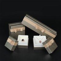 Wholesale подарочная коробка драгоценностей чехол в день Святого Валентина подарок коробка ювелирные изделия кольцо ожерелье браслет кулон подарочная коробка упаковка быстрая доставка A12