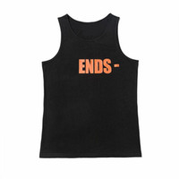 Vlone Vest T Shirt Tee Vlone Rocky Men Women Stylist Hip Hop...