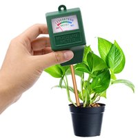 Medidor de umidade do solo Tester Jardim Ar Tanaman Tanah Lawn, Quinta, Varanda Plant Care Detector Testing Tool Flower