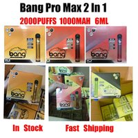 Newest Bang Max Pro Switch Disposable Vape Pen Bang XXL 2 IN 1 Device 7ml Pods 2000 Puffs Bang XXtra Vape Kit