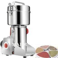 DFJ-700Y Granos Especias Hebals Cereales Café Alimentos Dry Grinder Molino Máquina Máquina Grist Mistmill Inicio Medicina Harina Powder Trituradora