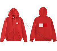Luxusmänner Designer Sweatshirt Hoodie Kapuzenpullover Mode Männer Frauen Streetwear Hoodie Jacken Brief Drucken Langarm Tops Größe S-3XL