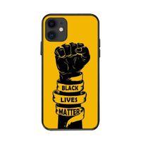 Siyah Hayatlar Maddi I-Phone 12 Pro Max Kılıf iphone 13 12 11 Mini Pro Max Kapak Shell Hücre Moblie Telefon Kılıfları