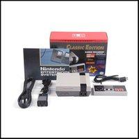 HDMI MINI TV Handheld Game Console Video 30 diversi giochi incorporati con la vendita al dettaglio il classico non passa mai di moda