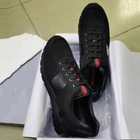 Nuovo cuoio Coppa America Xl Sneakers uomini di alta qualità vera pelle piatto Lace-up Blu formatori Nero Casual Scarpe Outdoor Runner Trainers