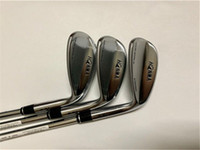 Honma Tour World Wedge Honma TW-W Golf Wedges Golf Clubs 48/50/52/54/56/58/60 Grad Stahlwelle mit Kopfabdeckung