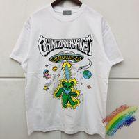 3Colors T-shirts Männer Frauen Unisex beste Qualität schwerer Stoff Top T-Shirt T-Shirt