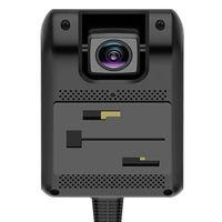 Cámaras Jimi JC400D Cámara dual 1080P Alarmas DVR de automóviles con Smart Dashcam SOS Alarma 4G GPS WiFi Spot para 1