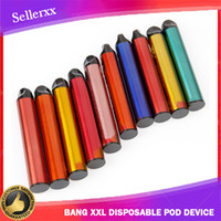 New Bang XXL Disposable Pod Device 800mAh 2000Puff XXTRA Pre...