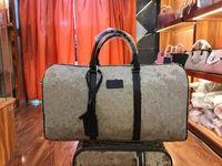 Saco de Viagem Senhora Homem Super Capacidade Carta de Viagem Inclined Ombro Bolsa Duffle Sacos Homens Saco Baggage Travel Bag