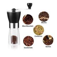 المطاحن القهوة دليل السيراميك طاحونة القهوة قابل للغسل abs السيراميك الأساسية المقاوم للصدأ مطبخ المنزل مصغرة دليل القهوة آلة البحر CCC5228