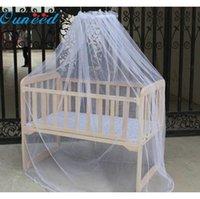 Forniture per biancheria da letto Tessili Casa Giardino Garden Consegna 2021 Commercio all'ingrosso- 25 maggio Mosunx Business Vendita Bed Baby Bed Baby Zanzara Maglia Dome Tenda