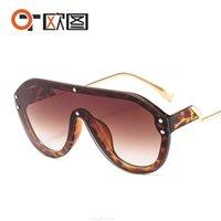 CONOWIEDION 8101 Горячие продажи Большой F Рамка Мода Мужские и Женские Солнцезащитные очки