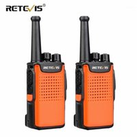 2pcs Retevis RT667 RT67 Walkie Talkie PMR Radio PMR 446 VOX ...