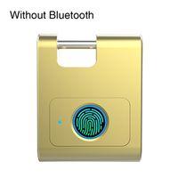 FreeShipping Security 360 Degrees Anti-theft Home USB Rechargeable Cabinet Fingerprint Lock Padlock Bluetooth Mini Dormitory Smart Keyless