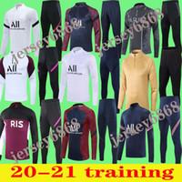 2021 Verratti Trainingsanzug Jacket Hoodie Suringement 19 20 Hoodie Cavani Football Jacket Trainingsanzug Trainingskleidung