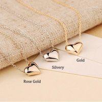 Moda donna lega amore cuore pendente collane collana di fascino gioielli regali @ 881