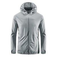 Spor erkek Yağmurluk, Takım Elbise, Balıkçılık Koruma, Su Geçirmez Hızlı Kurutma, UV Ceket, Açık Lngxo Evpme