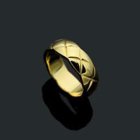 Оптовая продажа All Sky Star Size Diamond Ring Three ряд Полное бриллиантовое кольцо влюбленные Все звезды кольцо три цветных выбора цвета