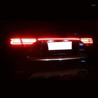 Altri accessori interni LSRTW2021 LED Car Shirt Light Brake Trims for Kia Rio X Linea KX Cross modanatures Accessori1