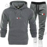 Primavera Winte Designer TrackSuits Uomo Sweatsuits di lusso Autunno Jacke Mens Jogger Suits Giacca + Pantaloni Set Sporting Donne Vestita Hip Hop Set