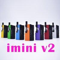 100% Authentic IMINI V2 ICARTS KIT com cartuchos de 0.5 / 1.0ml pré-aquecimento Bateria Mod Fit Liberty V1 V9 V14 AC1003 VISÃO Spinner