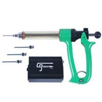 Vape Arabaları Su Borular Cam Bong için Gun Cam Şırınga Dolum G9 Dolgu Makinası Greenlight Vape Yarı Otomatik Kartuş